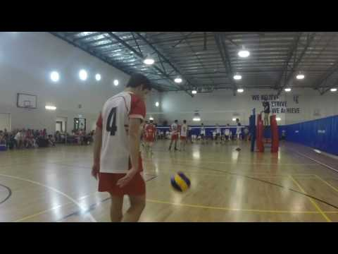 IGS V NC First VI GPS Volleyball 2016