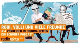 """Robi, Volli und viele Freunde #4 – """"Auf und davon!"""""""