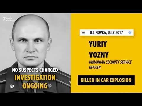 Ukraine's High-Profile Killings