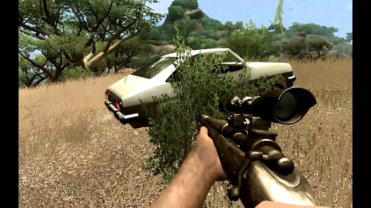 Far Cry 2 Gameplay PC [HD]