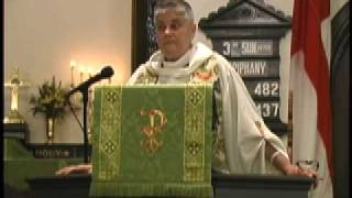 Rev. Lauren Stanley on Haiti at St Lukes, Hot Springs, VA Part 2 of 2