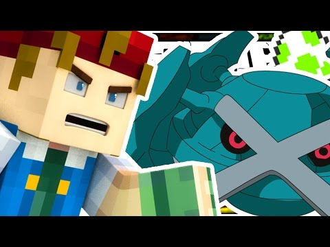 Minecraft   ALMOST PERFECT METAGROSS?! + Alot Of Rage! - Pokemon Craft