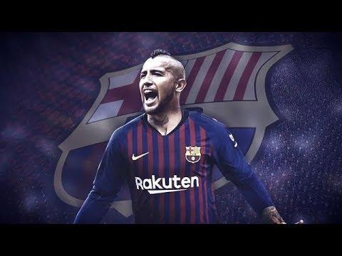 Arturo Vidal Best Skill | Welcome To Barcelona