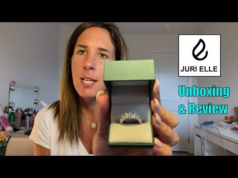 JURI ELLE | Beautiful Jewelry Unboxing & Review