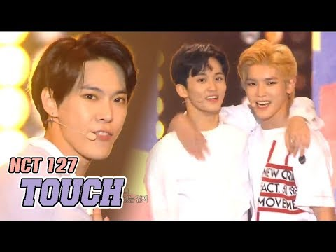 [Korean Music Wave] NCT 127 - Touch ,  엔시티 127 - Touch , DMC Festival 2018