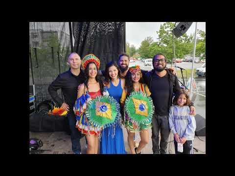 Bruna Santana & À la Brasil: Furusetfestivalen