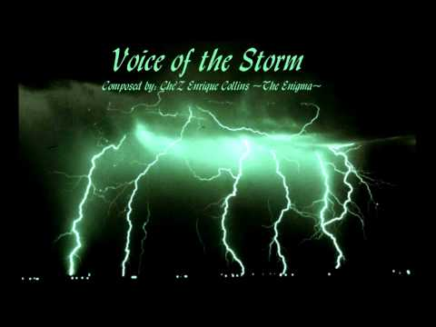 Voice of the Storm  The Enigma TNG