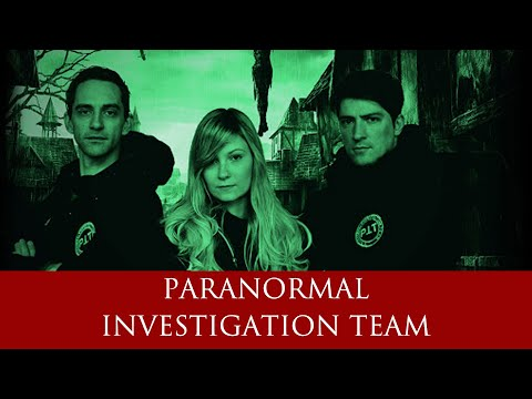 HABITAT TODAY - Paranormal Investigation Team