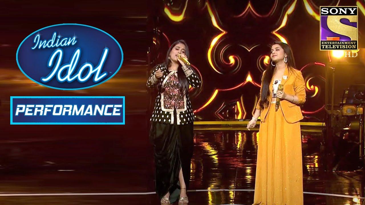 Download Anushka और Sayli के Duet ने मचाया धूम | Indian Idol Season 12