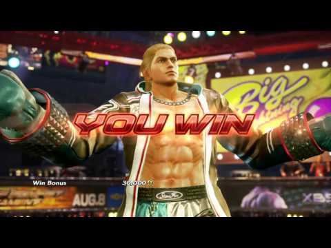 Tekken 7 PS4 Steve Arcade on Ultra Hard Playthrough