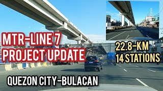 MAPORMA NA! MRT-LINE 7 PROJECT UPDATE AS OF JANUARY 2020. QU...