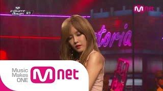 Mnet [엠카운트다운] Ep.387 : 효민(Hyomin) - 척했어(Fake it) @MCOUNTDOWN_140731