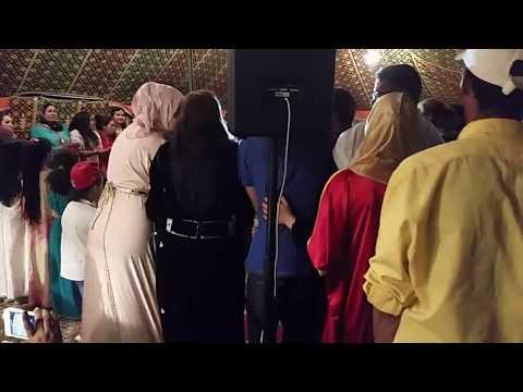 عرس شعبي مغربي قصارة نايضة شطيح ورديحA3RAS MA4RIBIYA CHA3BI NAYDA. thumbnail