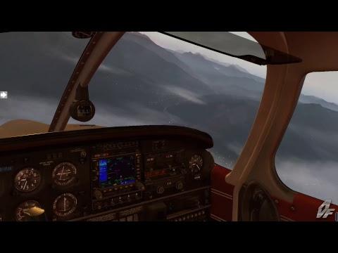 X-Plane 11.11r1 Just Flight PA-28R III CYXC-CYSW