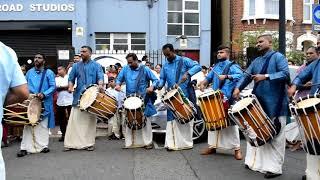 East Ham Sri Murugan Temple Chariot Festival 12 08 2018 Part 5