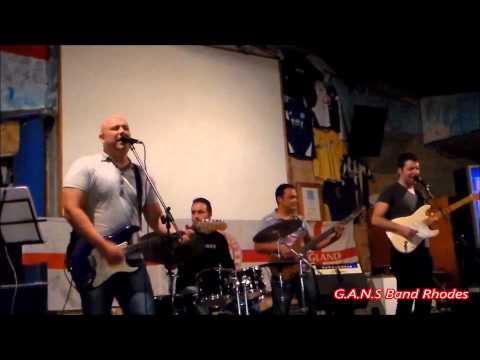 GANS Band Rhodes Live 2013