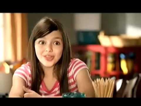 Fatima Ptacek - Target commercial (2012) - YouTube