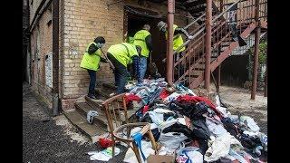 Днепрянка 5 лет копила вонючий мусор в своем жилище