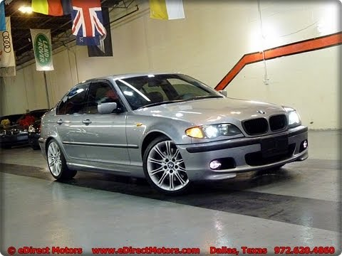 2004 Bmw 330i Zhp Edirect Motors Youtube