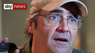DJ Danny Baker sacked by the BBC over Royal chimp tweet