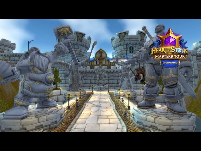 Top 16   Hearthstone Masters Tour Stormwind