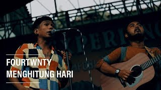 Fourtwnty - Menghitung Hari Live at Experience 99