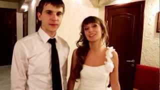 Отзыв. Екатерина и Антон. Свадьба - Тамада Светлана.