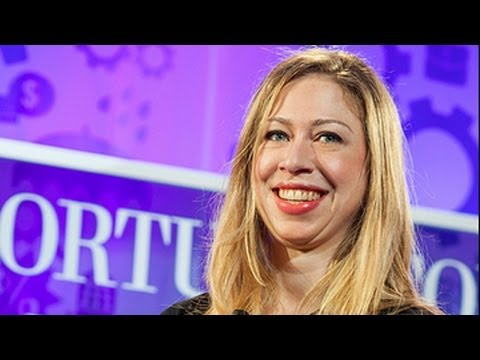 Chelsea Clinton on running for office: 'I don't know' | Fortune