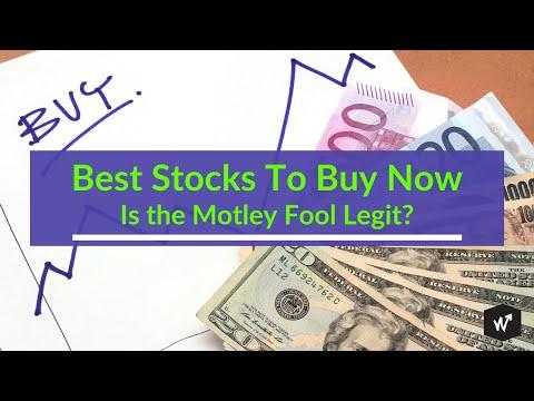 Best Stocks To Buy 2020   Are Motley Fool Stock Picks Legit?