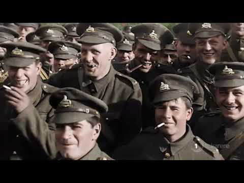 WW1 documentary They Shall Not Grow Old releases Sunday