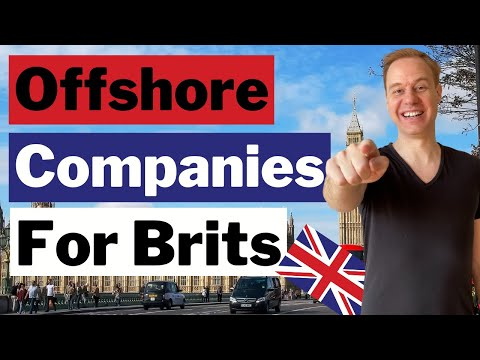 Where should British Residents form an Offshore Company?