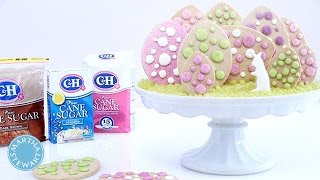 How-to Decorate Brown-Sugar Cookies with Royal Icing - Martha Stewart
