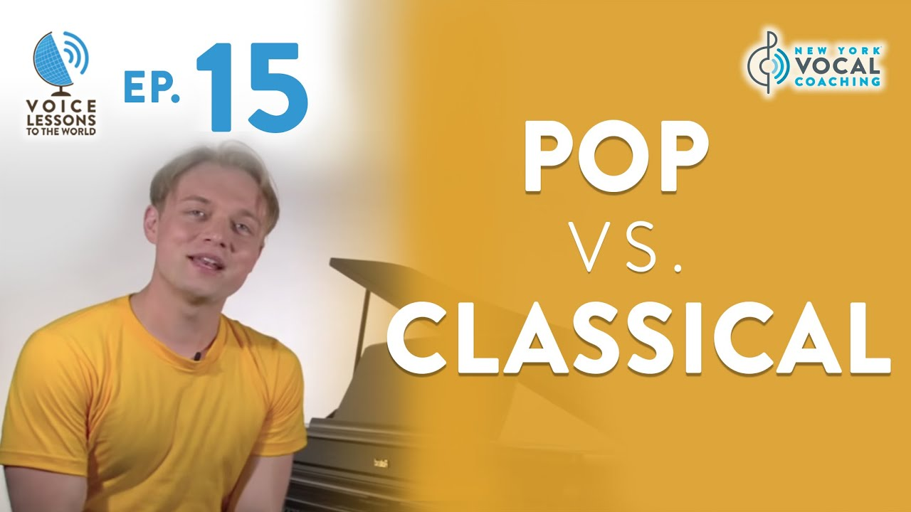 "Ep. 15 ""Pop vs. Classical"""