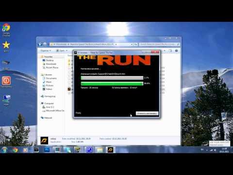 Как установить  Need for Speed The Run | How to install Need for Speed The Run