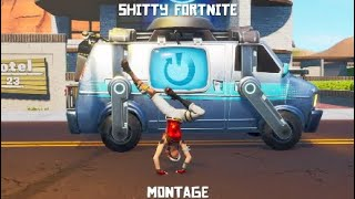 Sh!tty Fortnite Montage-Without Me, Eminem