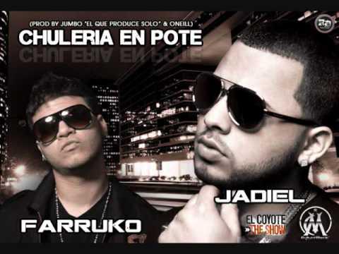 Chuleria en Pote- Farruko ft Jadiel