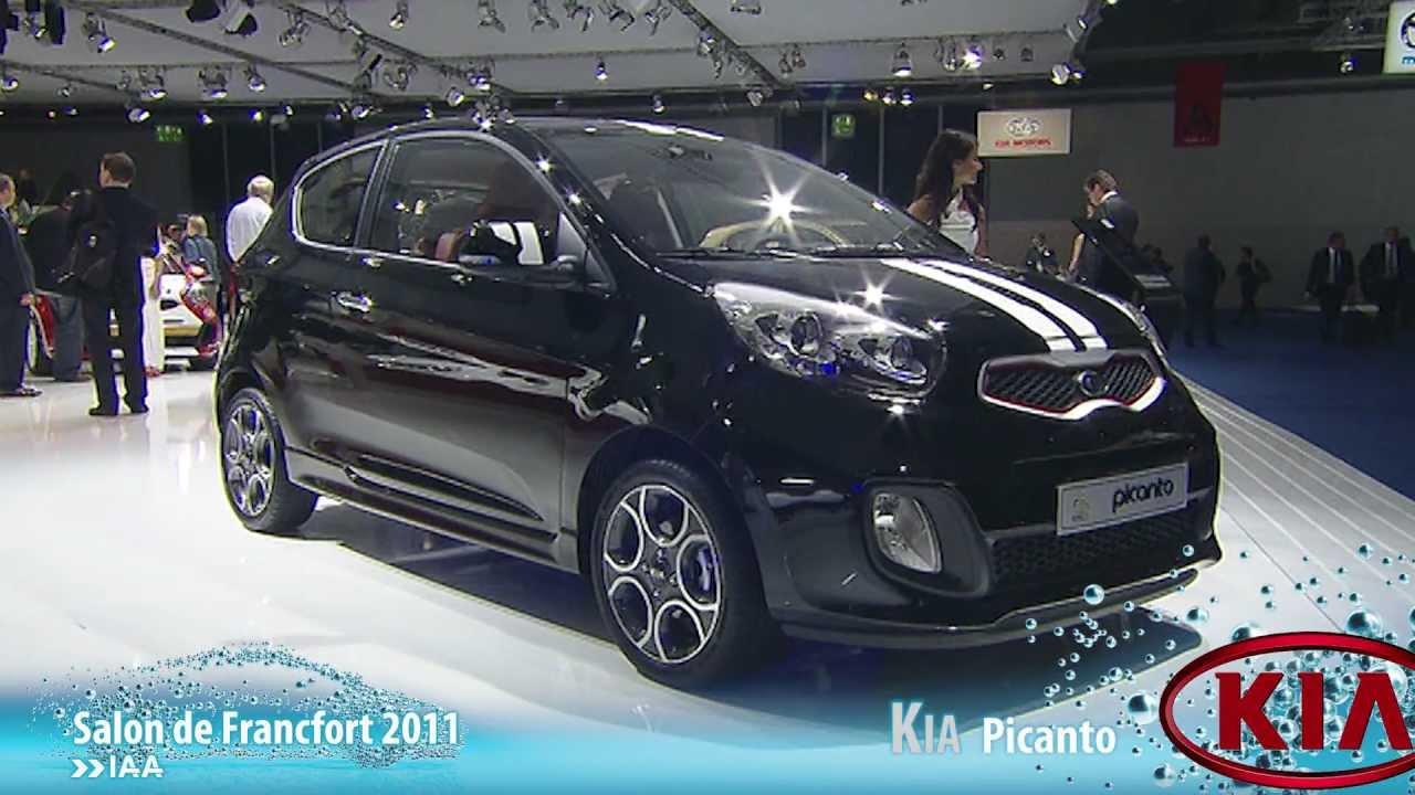 כולם חדשים Kia Picanto Sport - YouTube LD-03