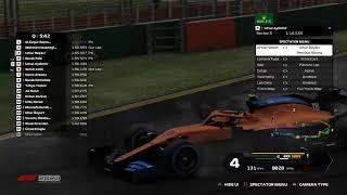 F12020 Thrustmaster TR Endurance League | Race 1 - Australian Grand Prix