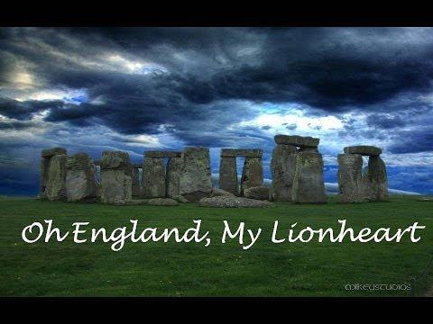 Kate Bush - Oh England My Lionheart (with lyrics)