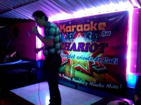 seda-alex eliminatoria chariot karaoke