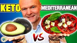 Keto Diet VS Mediterranean Diet (Which Is Best For You & Weight Loss?)
