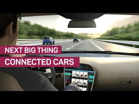 Connected cars make money for automakers in a new way (Next Big Thing)