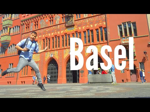 BASEL, SWITZERLAND: One Day Tour