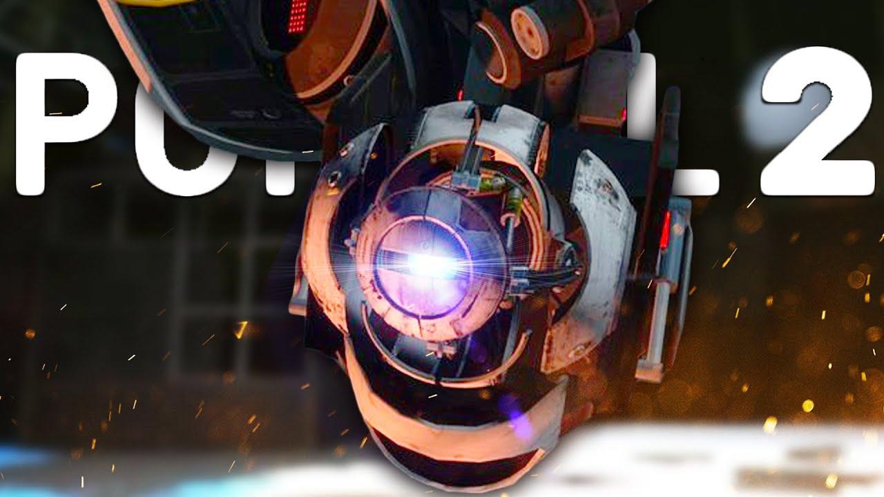 WE PUT A PORTAL ON THE MOON | Portal 2 - Part 5 (ENDING)