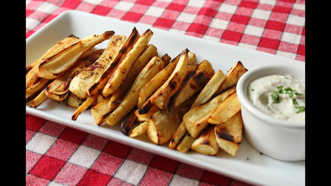 Oven grilled parsnips recipe roasted parsnips for Side dish recipes for grilling out