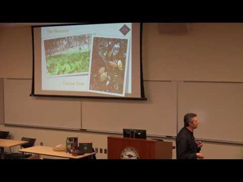 STEM Speaker Series - Chocolate Doesn