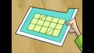 Cyberchase: Determining Hacker's Area of Land thumbnail