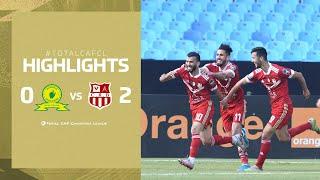 HIGHLIGHTS   Mamelodi Sundowns 0 - 2 CR Belouizdad   Matchday 6   #TotalCAFCL