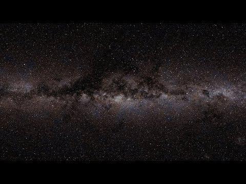 Celestial sphere 360°