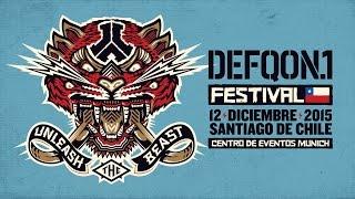 Defqon.1 Festival Chile 2015 | Hardstyle | Goosebumpers
